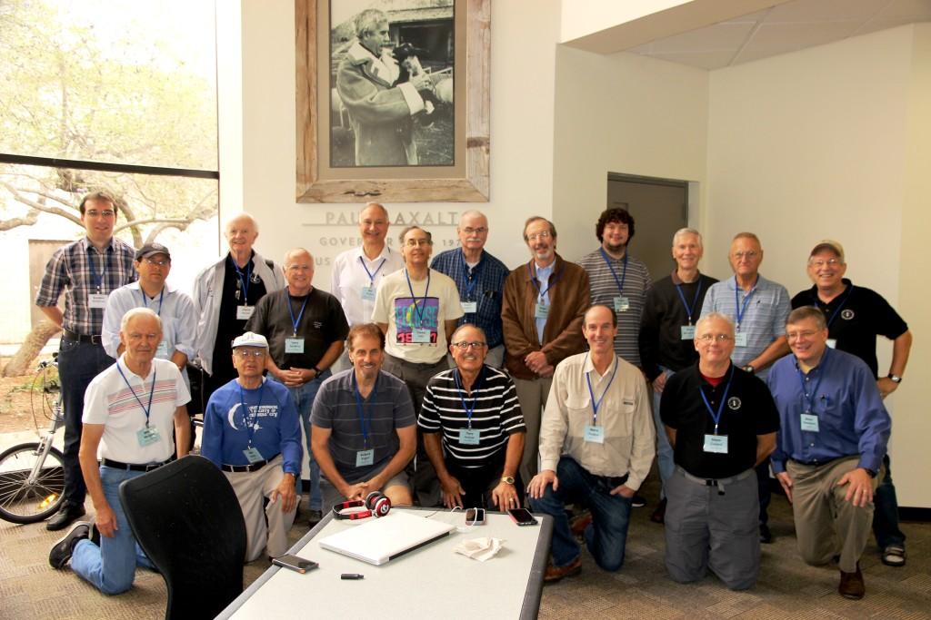 IOTA 2015 Meeting Attendees